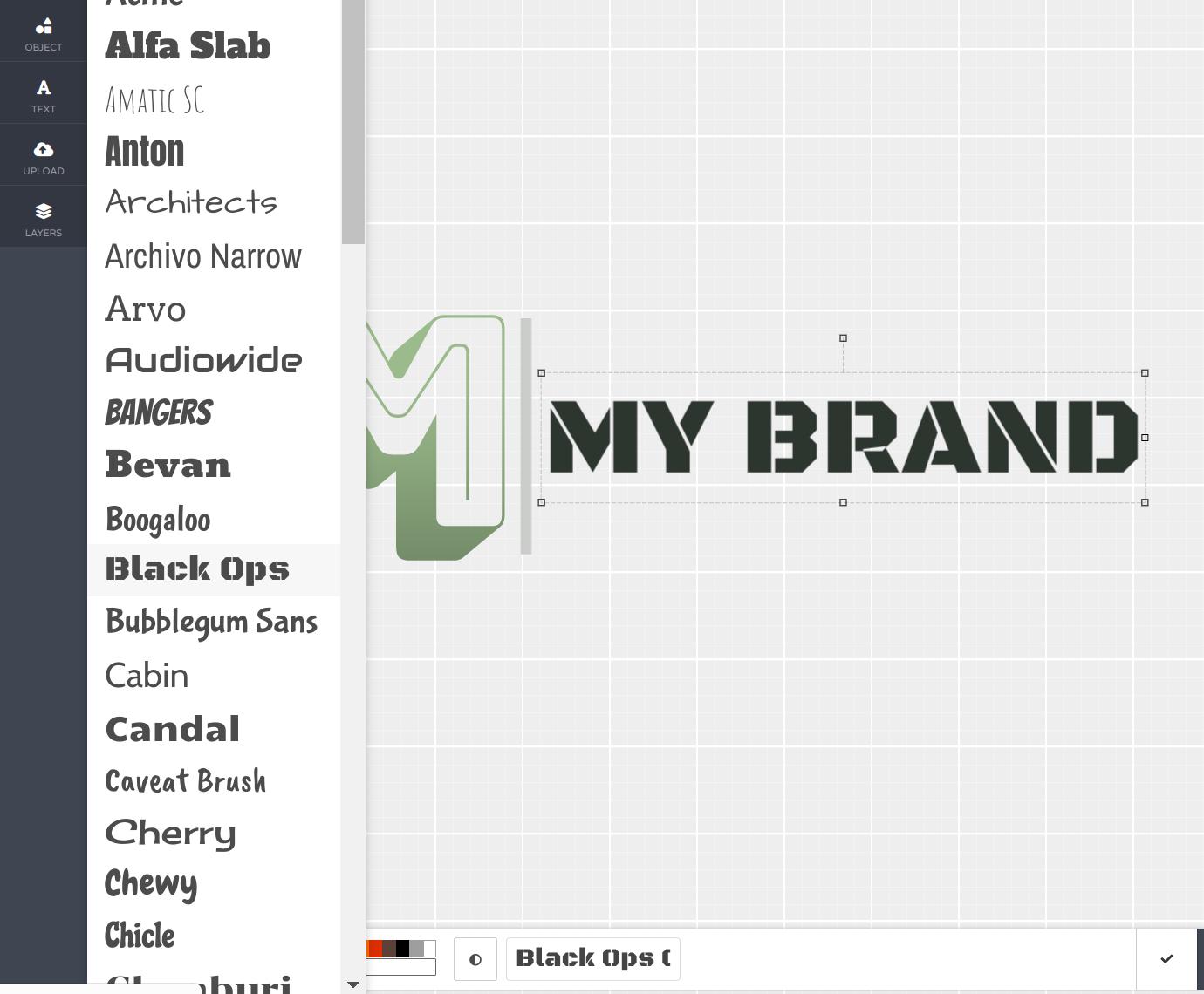 Builder Content Screenshot